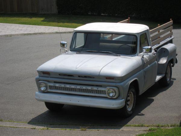 1966 Chevrolet Stepside Pickup Cars You Should Buy